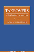 Cover of Takeovers in English and German Law