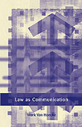 Cover of Law as Communication