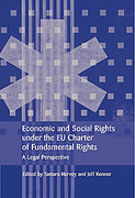 Cover of Economic and Social Rights Under the EU Charter of Fundamental Rights