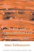 Cover of Toxics and Transnational Law: International and European Regulation of Toxic Substances as Legal Symbolism
