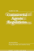 Cover of Guide to the Commercial Agents' Regulations