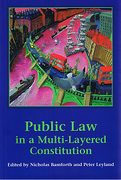 Cover of Public Law in a Multi-Layered Constitution