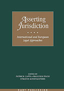 Cover of Asserting Jurisdiction: International and European Legal Perspectives
