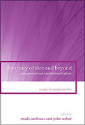 Cover of The Treaty of Nice and Beyond: Enlargement and Constitutional Reform
