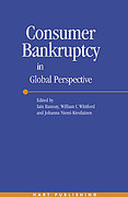 Cover of Consumer Bankruptcy in Global Perspective