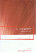 Cover of EU Enlargement: A Legal Approach