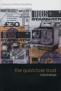 Cover of The Quistclose Trust: Critical Essays