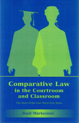 Cover of Comparative Law in the Courtroom and Classroom