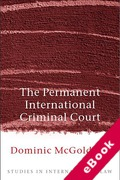 Cover of The Permanent International Criminal Court (eBook)