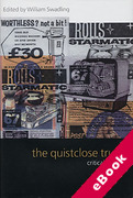 Cover of The Quistclose Trust: Critical Essays (eBook)