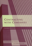 Cover of Contracting with Companies
