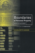 Cover of Boundaries of Personal Property Law: Shares and Sub-Shares