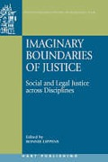 Cover of Imaginary Boundaries of Justice: Social and Legal Justice Across Disciplines