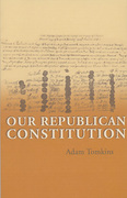 Cover of Our Republican Constitution