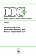 Cover of Intellectual Property & Private International Law