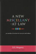 Cover of A New Miscellany-at-Law: Yet Another Diversion for Lawyers and Others