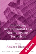 Cover of Enforcing International Law Norms Against Terrorism (eBook)