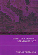 Cover of EU International Relations Law