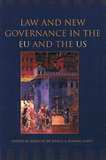 Cover of Law and New Governance in the EU and the US