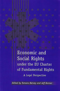 Cover of Economic and Social Rights under the EU Charter of Fundamental Rights: A Legal Perspective
