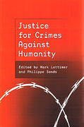 Cover of Justice for Crimes Against Humanity