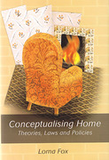 Cover of Conceptualising Home: Theories, Laws and Policies