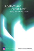 Cover of Landlord and Tenant Law: Past, Present and Future