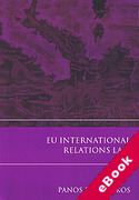 Cover of EU International Relations Law (eBook)
