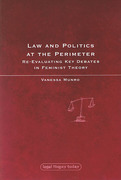 Cover of Law and Politics at the Perimeter: Re-Evaluating Key Debates in Feminist Theory