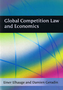 Cover of Global Competition Law and Economics