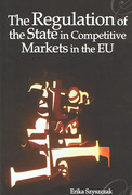 Cover of Regulation of the State in Competitive Markets in the EU