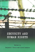 Cover of Security and Human Rights