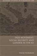 Cover of Free Movement, Social Security and Gender in the EU