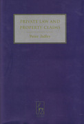 Cover of Private Law and Property Claims