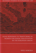 Cover of Legal Responses to Trafficking in Women for Sexual Exploitation in the European Union