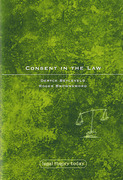 Cover of Consent in the Law