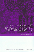 Cover of Human Rights Impact of the World Trade Organisation
