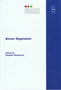 Cover of Better Regulation