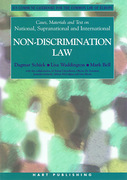 Cover of Cases, Materials and Text on National, Supranational and International Non-Discrimination Law