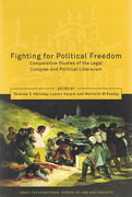 Cover of Fighting for Political Freedom: Comparative Studies of the Legal Complex and Political Change