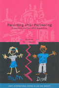 Cover of Parenting after Partnering: Containing Conflict after Separation