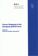 Cover of Forum Shopping in the European Judicial Area