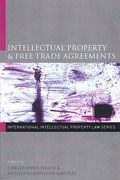 Cover of Intellectual Property and Free Trade Agreements
