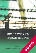 Cover of Security and Human Rights (eBook)