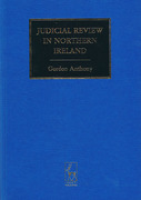 Cover of Judicial Review in Northern Ireland