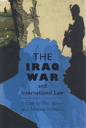 Cover of The Iraq War and International Law