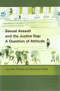 Cover of Sexual Assault and the Justice Gap