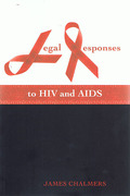 Cover of Legal Responses to HIV and AIDS