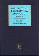 Cover of Intellectual Property Law and Policy: Volume 10