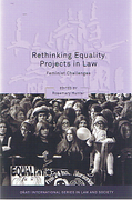 Cover of Rethinking Equality Projects in Law: Feminist Challenges